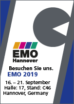 Messe EMO in Hannover